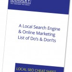 Local SEO: A Local Search Engine & Online Marketing List of Do's and Don'ts white pape