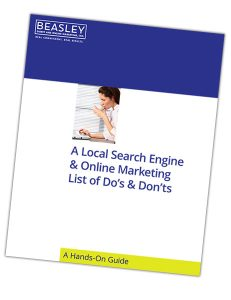 local search engine online marketing