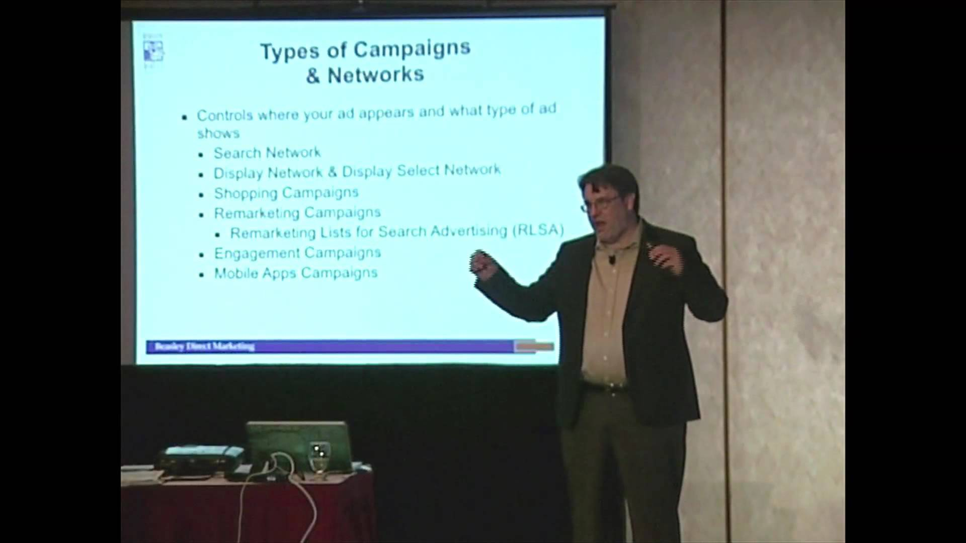 PPC Campaign Structure and Types