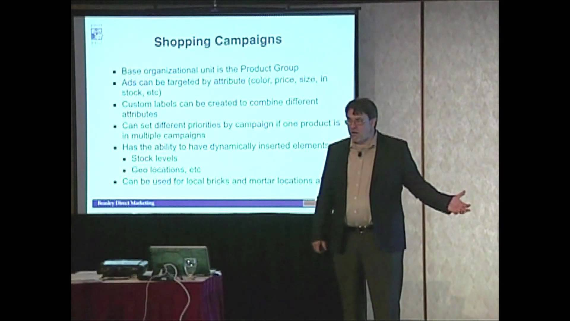 Remarketing & Shopping PPC Campaigns