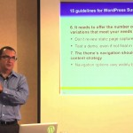 WordPress Best Practices with Carlos Perez's video on 15 guidelines for a successful WordPress site