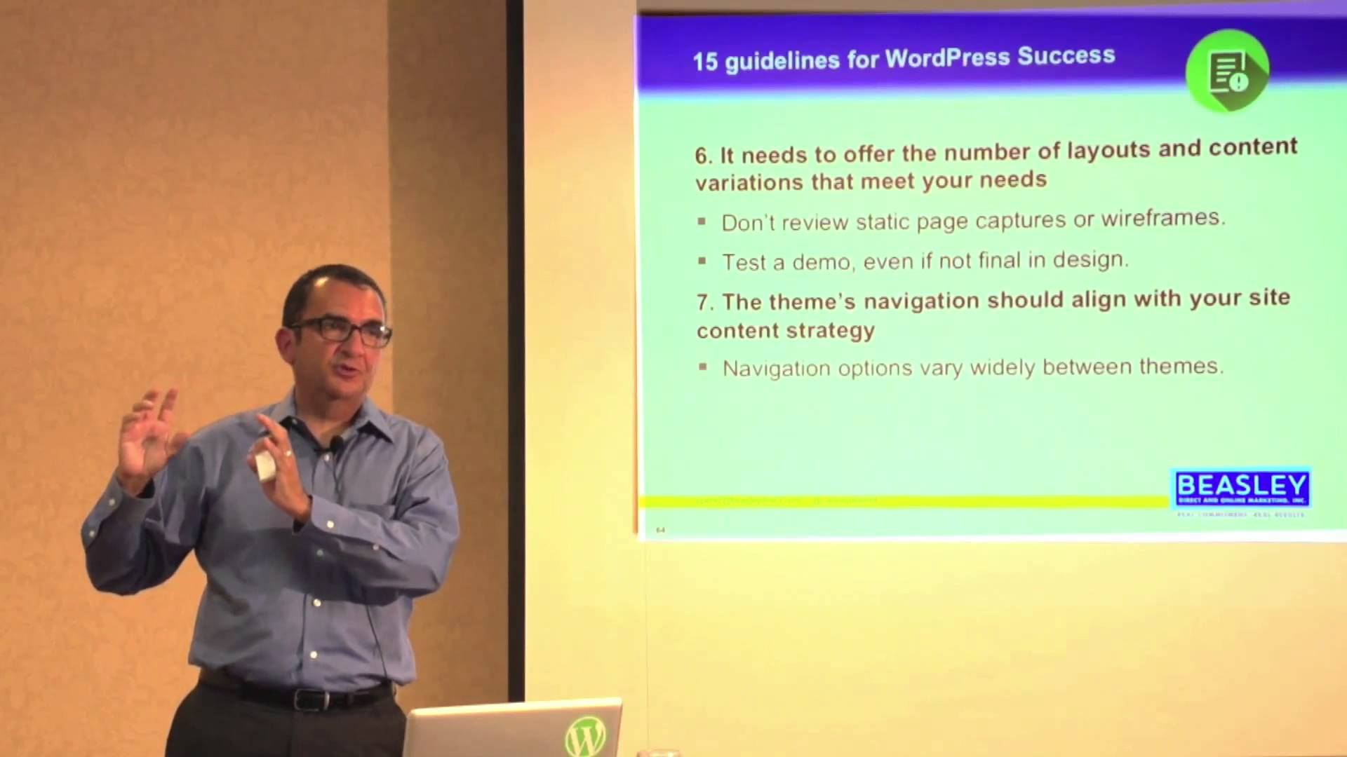 WordPress Best Practices – 15 Guidelines for Success with WordPress Websites