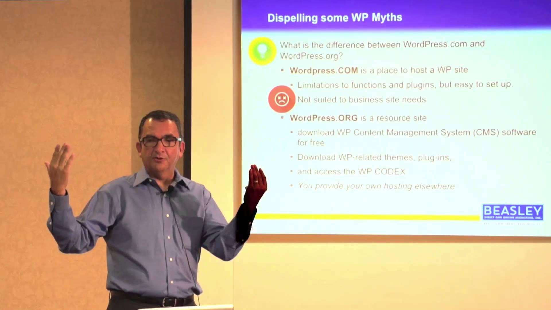 Dispelling WordPress Skills Website Myths