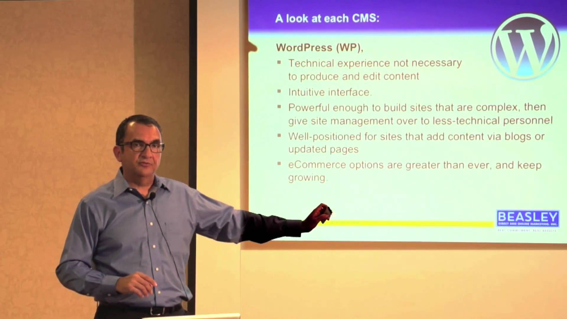 Web CMS Systems Compared, and Why WordPress Is Our Focus