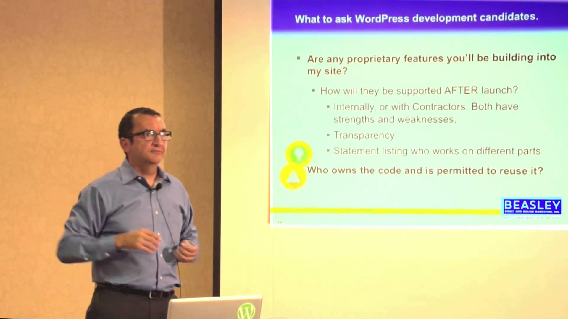 WordPress Developer Interview Questions: What to Ask WordPress Website Development Candidates