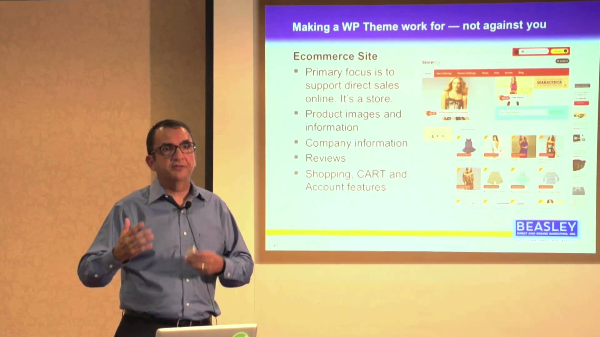 WordPress Theme Tutorial Video