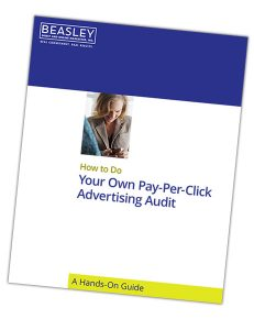 Do Your Own PPC Audit Cover