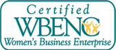 WBENC Women's Business Enterprise Certification Logo