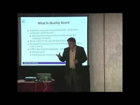 How the PPC Auction Works and AdWords Quality Score