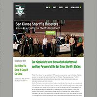 San Dimas Sheriff's Boosters