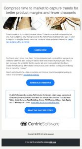 Responsive email templates for desktop