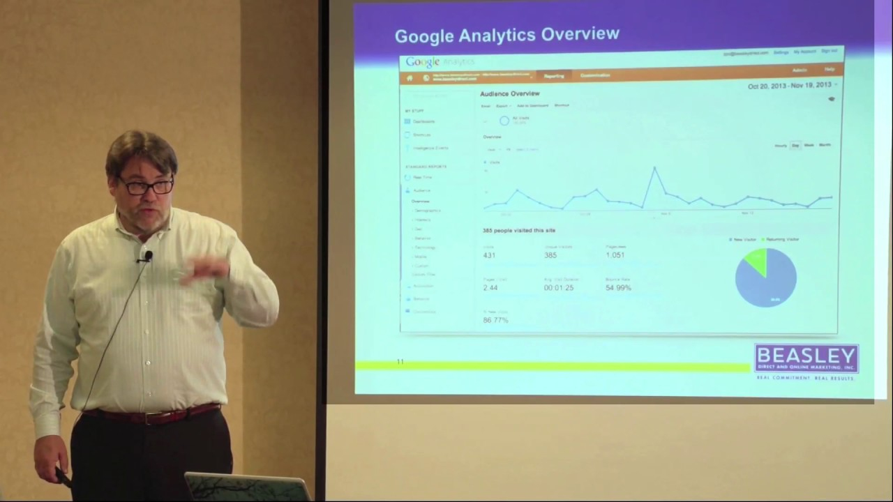 A Google Analytics Overview