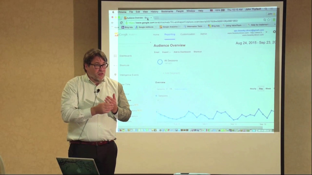 Defining and Understanding Traffic in Google Analytics