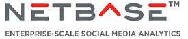 NetBase Logo. Lead Growth Client.