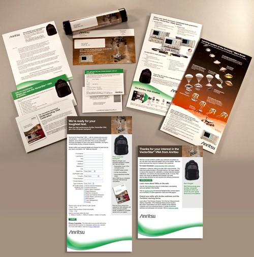 All Anritsu marketing materials