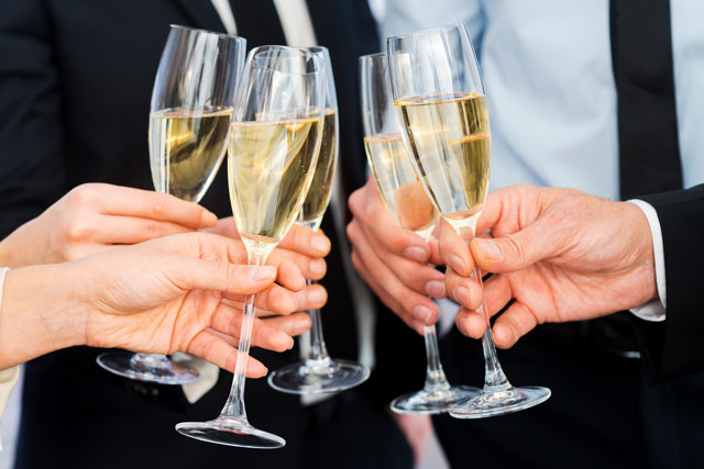 Toasting a Successful Marketing Campaign