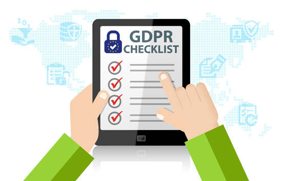 A Checklist of Seven Key Areas for Marketers to Remember Regarding GDPR Consent Guidelines