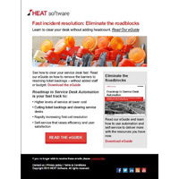 HEAT Software mobile responsive email template image.