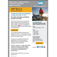 SAP new email template design image