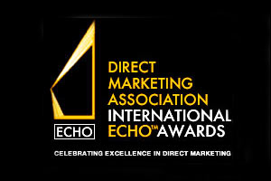DMA Echo Award for outstanding meeting maker campaign strategies.
