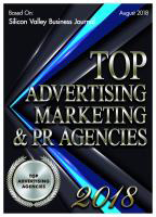 SV Business Journal Top advertising agency rank for 2018 image