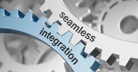 Gears demonstrating seamless marketing application platform integration
